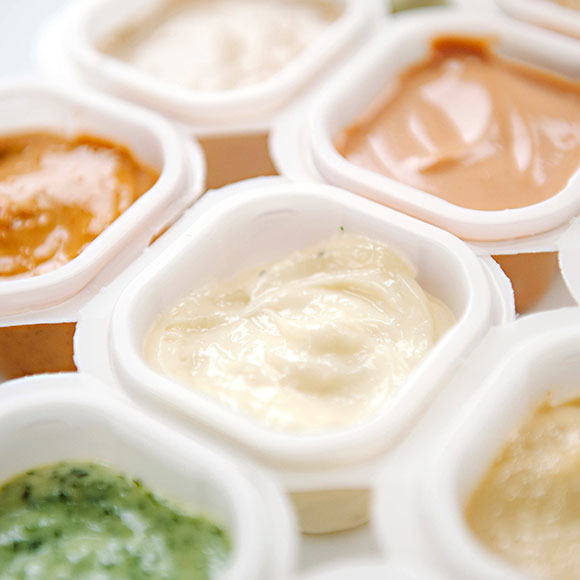 Homemade Dipping Sauces